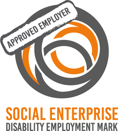 Social Enterprise Disability Employment Mark logo